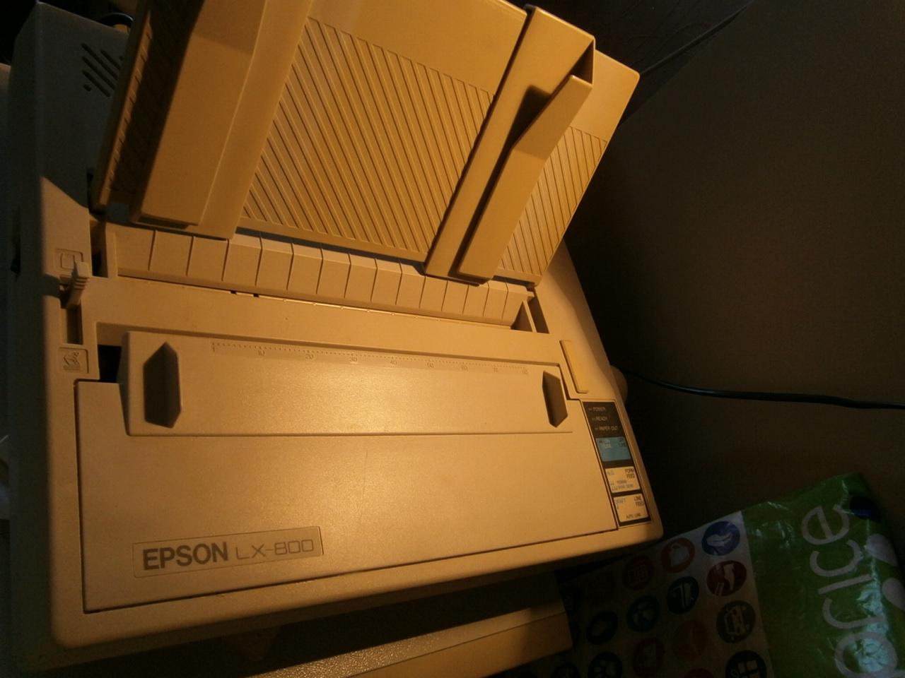 epson lx800