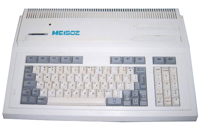 Электроника МС 1502