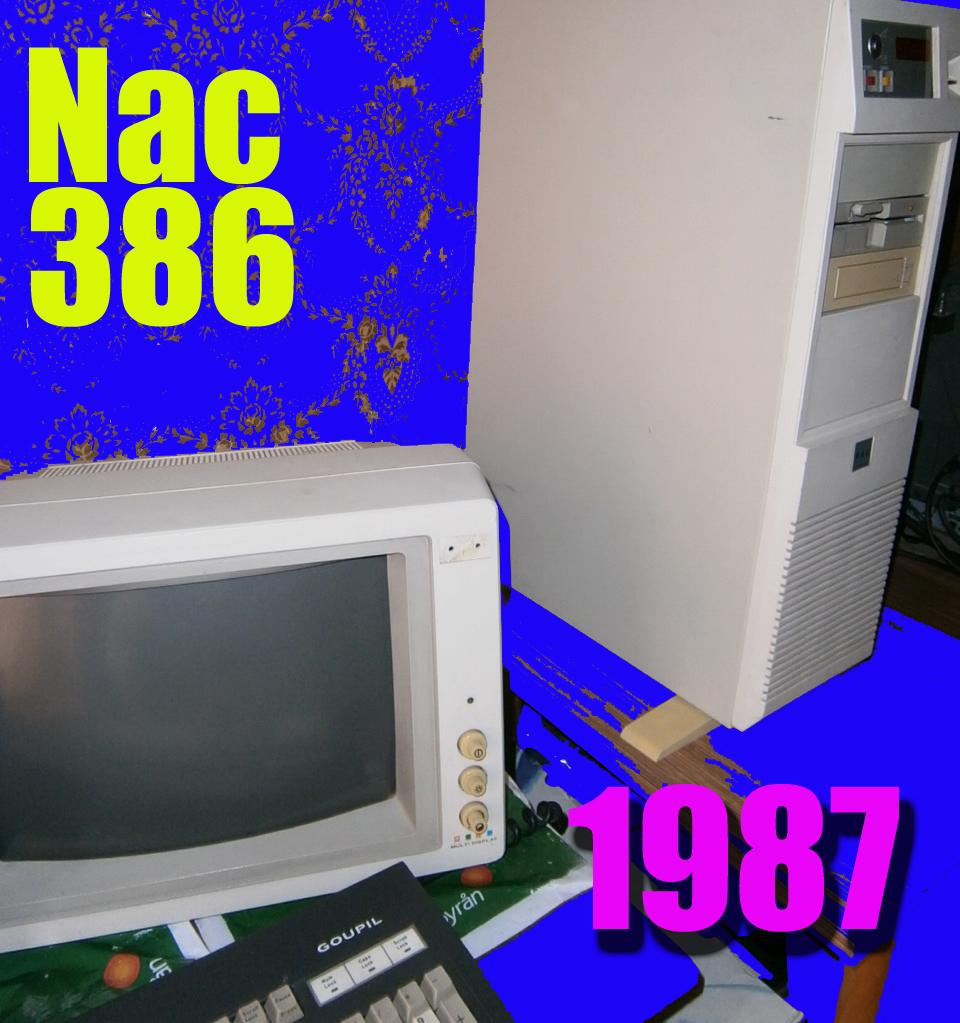 Nac/386-16(20)mhz