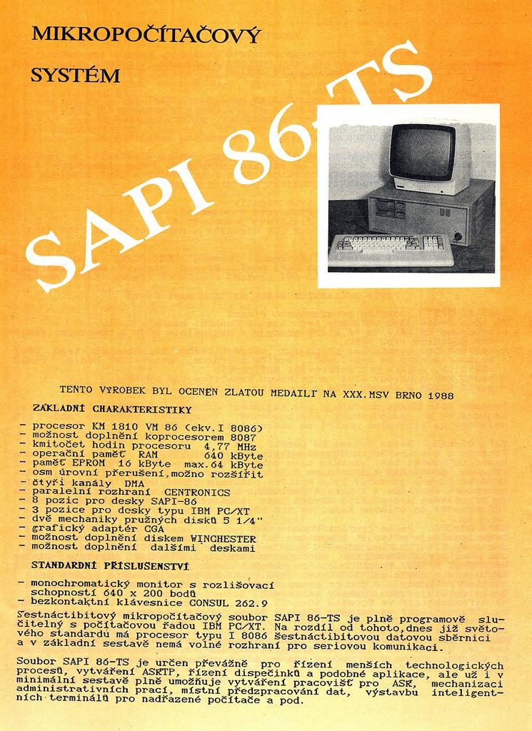 SAPI 86 TS