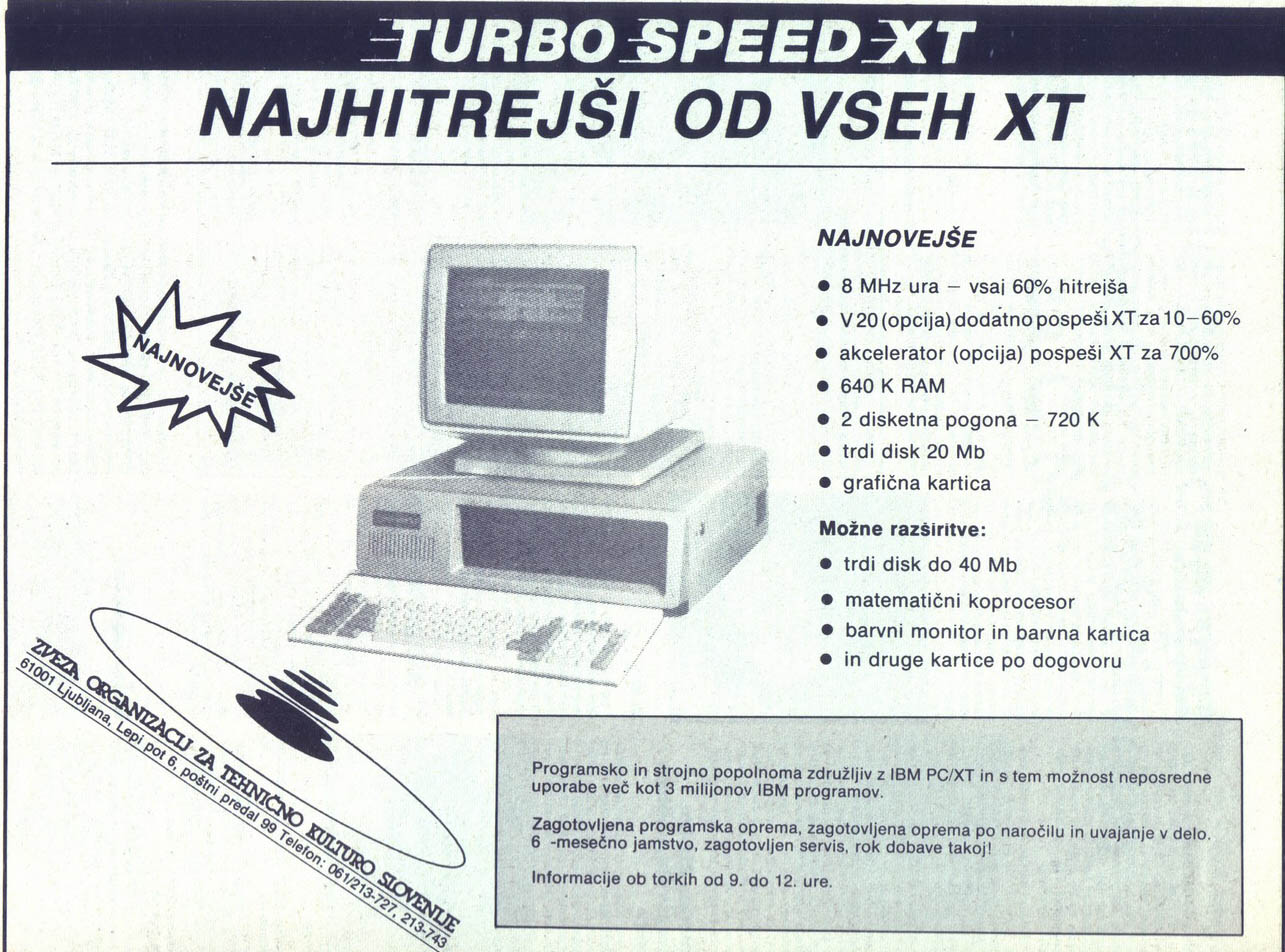 Turbo Speed XT